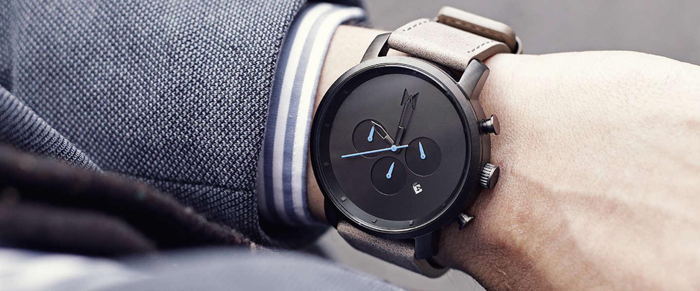 Horloge trend 2019 heren WatchO | Stijlvol en betaalbaar